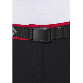 Directalpine Cascade Plus 1.0 - Pantalon long Femme - rouge/noir